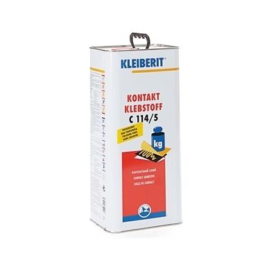 KLEIBERIT 114.5 kontaktiniai klijai - 4,5 kg 3