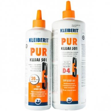 KLEIBERIT PUR 501.0 - skysti poliuretaniniai klijai 2